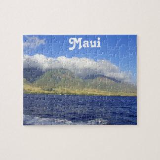 Maui Hawaii Coastline Jigsaw Puzzle