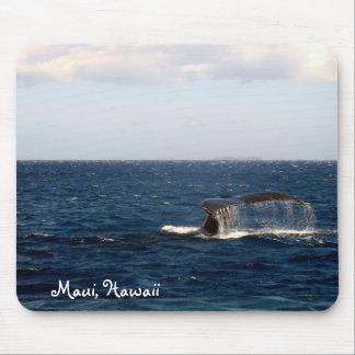 Maui Hawaii Whale Watching Mouse Mat