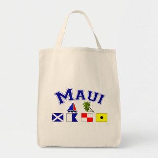 Maui, HI Canvas Bag