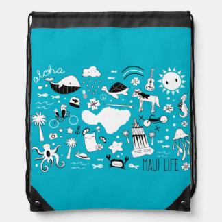 """""""Maui Life Allstars"""" Bag Rucksack"""