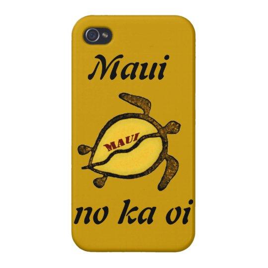 Maui no ka oi Cell Phone Cover Cases