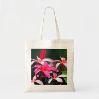 Maui Plumeria Budget Tote Bag