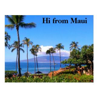 Maui Post Card