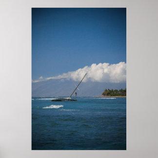 Maui. Poster