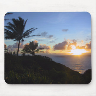 Maui Sunrise 1 Mouse Mat