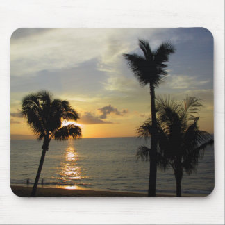 Maui Sunset 2 Mouse Mat