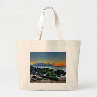 Maui Sunset in Lahaina Canvas Bag