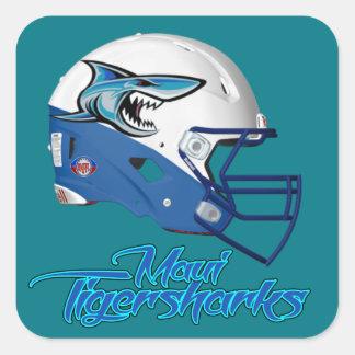 Maui Tigersharks Sticker