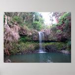 Maui Waterfall Posters