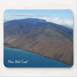 Maui's West Coast Mouse Mat