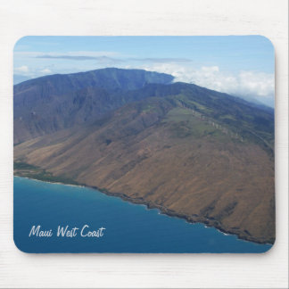 Maui's West Coast Mouse Pad