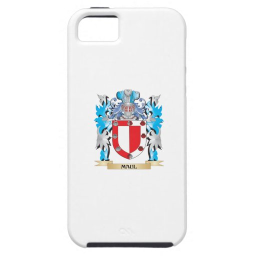 Maul Coat of Arms - Family Crest Case For iPhone 5/5S