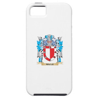 Maule Coat of Arms - Family Crest iPhone 5 Cover