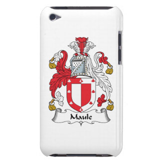 Maule Family Crest Barely There iPod Covers