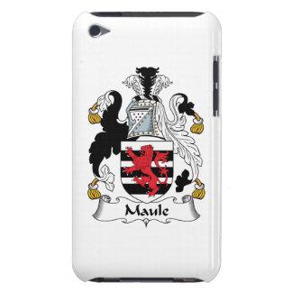 Maule Family Crest iPod Case-Mate Cases