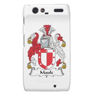 Maule Family Crest Motorola Droid RAZR Case