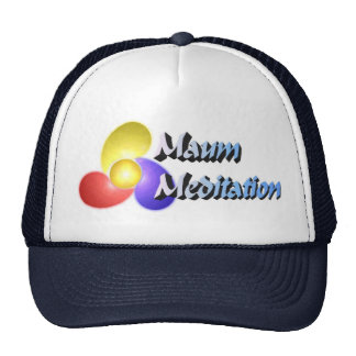 Maum Meditation Ball Cap