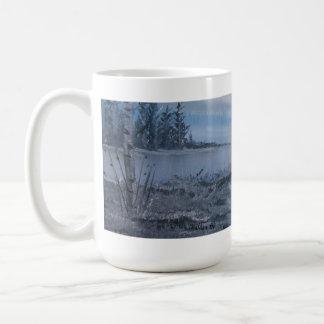Maura Ganley Snow on the Mountain Mug