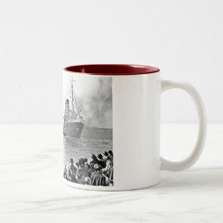 Mauretania 2 mugs