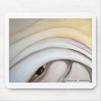 Mauricio Saravia's painting Mouse Pad