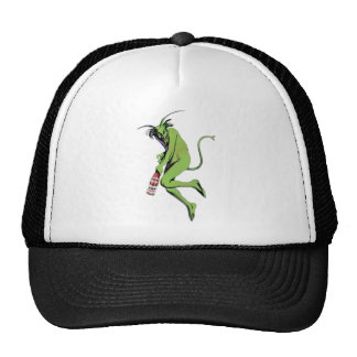 Maurin Quina Green Devil Absinthe Cap
