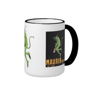 Maurin Quina Green Devil Absinthe Coffee Mug