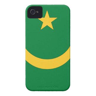 Mauritania Case-Mate iPhone 4 Cases