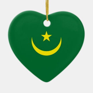 MAURITANIA CHRISTMAS ORNAMENT