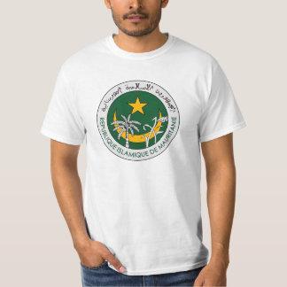 Mauritania Coat of Arms T-shirt