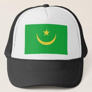 Mauritania Flag Hat