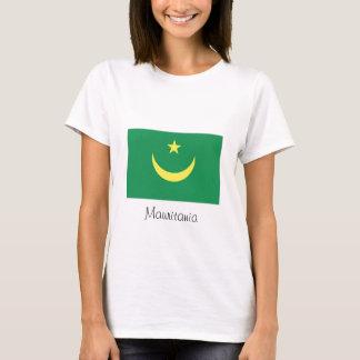 Mauritania flag tshirt