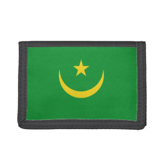 Mauritania Flag Wallet