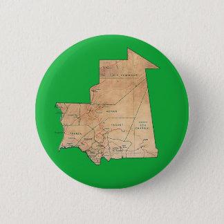 Mauritania Map Button