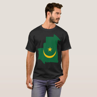 Mauritania Nation T-Shirt