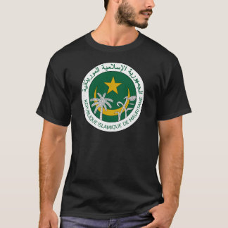 Mauritania National Seal T-Shirt