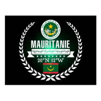 Mauritania Postcard