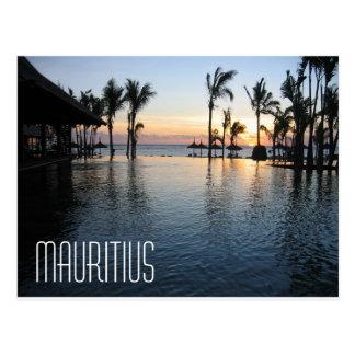 Mauritius Africa Postcard