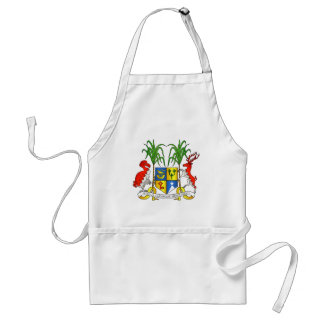 Mauritius Coat of Arms Aprons