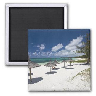 Mauritius, Eastern Mauritius, Belle Mare, Square Magnet