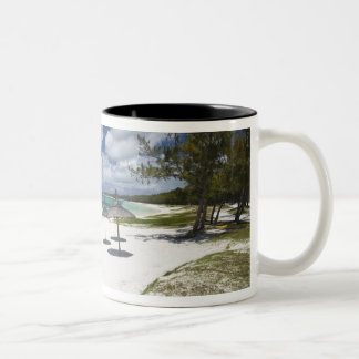 Mauritius, Eastern Mauritius, Belle Mare, Two-Tone Coffee Mug
