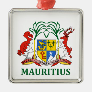 mauritius - emblem/flag/coat of arms/symbol christmas ornament