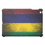 Mauritius Flag Firework iPad Mini Cases