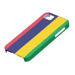 Mauritius Flag iPhone 5 Cover