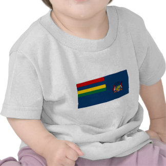 Mauritius Government Ensign Shirts