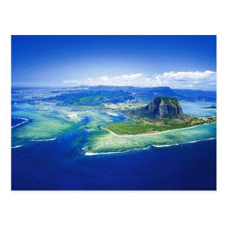 Mauritius Island Post Card