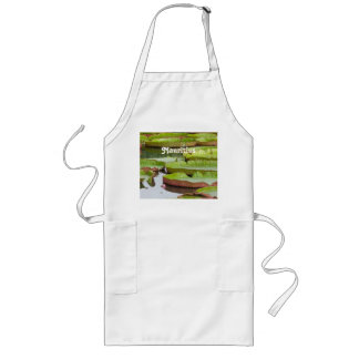 Mauritius Lily Pads Aprons