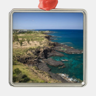 Mauritius, Western Mauritius, Belle Vue, Ocean Christmas Ornament