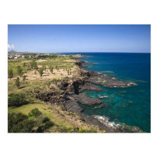 Mauritius, Western Mauritius, Belle Vue, Ocean Postcard