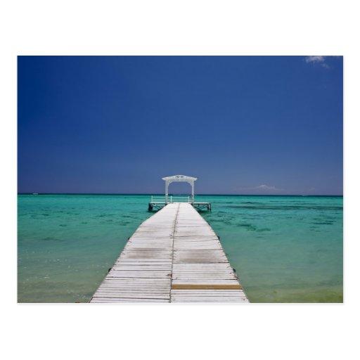 Mauritius, Western Mauritius, Le Morne 2 Post Card