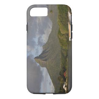 Mauritius, Western Mauritius, Tamarin, Montagne iPhone 8/7 Case